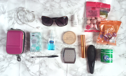 What's in my hand luggage? | abibailey.co.uk