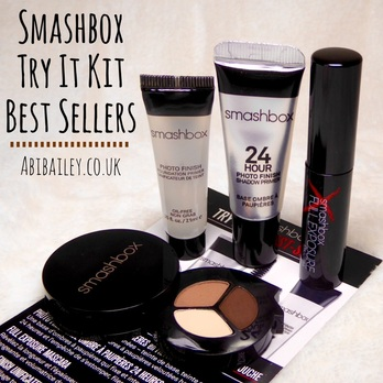 Smashbox Try It Kit Best Sellers | abibailey.co.uk