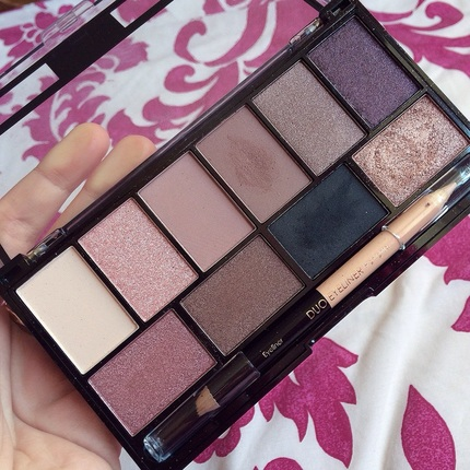Make Up Academy 'Elysium Palette'